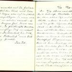 Tagebuch Reinhold Sieglerschmidt (2), item 28