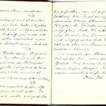 Tagebuch Reinhold Sieglerschmidt (2), item 30