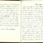 Tagebuch Reinhold Sieglerschmidt (2), item 36