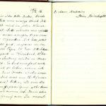 Tagebuch Reinhold Sieglerschmidt (2), item 38