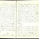 Tagebuch Reinhold Sieglerschmidt (2), item 84