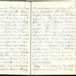 Tagebuch Reinhold Sieglerschmidt (2), item 86