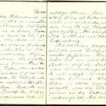 Tagebuch Reinhold Sieglerschmidt (2), item 134