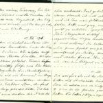 Tagebuchaufzeichnungen Reinhold Sieglerschmidt (3)
