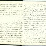 Tagebuchaufzeichnungen Reinhold Sieglerschmidt (3), item 8