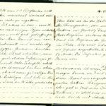 Tagebuchaufzeichnungen Reinhold Sieglerschmidt (3), item 10