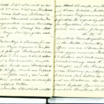 Tagebuchaufzeichnungen Reinhold Sieglerschmidt (3), item 22