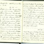Tagebuchaufzeichnungen Reinhold Sieglerschmidt (3), item 24