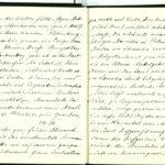 Tagebuchaufzeichnungen Reinhold Sieglerschmidt (3), item 25
