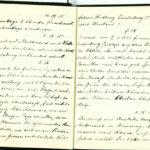Tagebuchaufzeichnungen Reinhold Sieglerschmidt (3), item 30