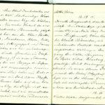 Tagebuchaufzeichnungen Reinhold Sieglerschmidt (3), item 34