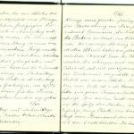 Tagebuchaufzeichnungen Reinhold Sieglerschmidt (3), item 77