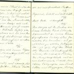 Tagebuchaufzeichnungen Reinhold Sieglerschmidt (3), item 111