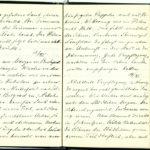 Tagebuchaufzeichnungen Reinhold Sieglerschmidt (3), item 122
