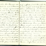 Tagebuchaufzeichnungen Reinhold Sieglerschmidt (3), item 124