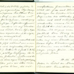 Tagebuchaufzeichnungen Reinhold Sieglerschmidt (4), item 4