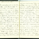 Tagebuchaufzeichnungen Reinhold Sieglerschmidt (4), item 6