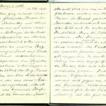 Tagebuchaufzeichnungen Reinhold Sieglerschmidt (4), item 10