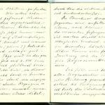 Tagebuchaufzeichnungen Reinhold Sieglerschmidt (4), item 11
