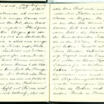 Tagebuchaufzeichnungen Reinhold Sieglerschmidt (4), item 14