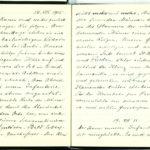 Tagebuchaufzeichnungen Reinhold Sieglerschmidt (4), item 18