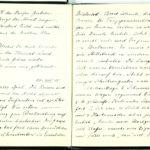 Tagebuchaufzeichnungen Reinhold Sieglerschmidt (4), item 27