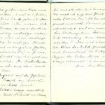 Tagebuchaufzeichnungen Reinhold Sieglerschmidt (4), item 30