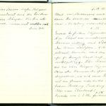 Tagebuchaufzeichnungen Reinhold Sieglerschmidt (4), item 40