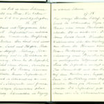 Tagebuchaufzeichnungen Reinhold Sieglerschmidt (4), item 49