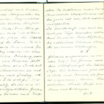 Tagebuchaufzeichnungen Reinhold Sieglerschmidt (4), item 85