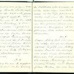 Tagebuchaufzeichnungen Reinhold Sieglerschmidt (4), item 93