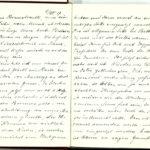 Tagebuchaufzeichnungen Reinhold Sieglerschmidt (6), item 11