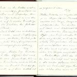 Tagebuchaufzeichnungen Reinhold Sieglerschmidt (7), item 3