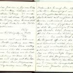 Tagebuchaufzeichnungen Reinhold Sieglerschmidt (7), item 6