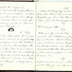 Tagebuchaufzeichnungen Reinhold Sieglerschmidt (7), item 13