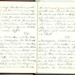 Tagebuchaufzeichnungen Reinhold Sieglerschmidt (7), item 14