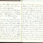 Tagebuchaufzeichnungen Reinhold Sieglerschmidt (7), item 16