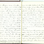 Tagebuchaufzeichnungen Reinhold Sieglerschmidt (7), item 27