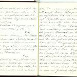 Tagebuchaufzeichnungen Reinhold Sieglerschmidt (7), item 28