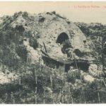 Carte postale. La bataille de Verdun. Le fort de Souville