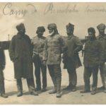 Groupe de prisonniers sikhs, camp de Rennbahn