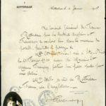 FRAN-PA-102 Famille Ottello : entre le front, la Belgique et la France, item 5