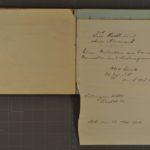 Album mit Widmungen der Inhaftierten aus dem Kriegsgefangenenlager Stobs, item 7