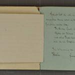 Album mit Widmungen der Inhaftierten aus dem Kriegsgefangenenlager Stobs, item 8