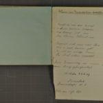 Album mit Widmungen der Inhaftierten aus dem Kriegsgefangenenlager Stobs, item 11