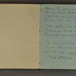 Album mit Widmungen der Inhaftierten aus dem Kriegsgefangenenlager Stobs, item 13