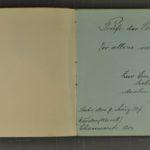 Album mit Widmungen der Inhaftierten aus dem Kriegsgefangenenlager Stobs, item 40