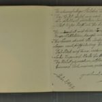 Album mit Widmungen der Inhaftierten aus dem Kriegsgefangenenlager Stobs, item 42