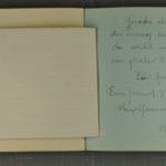 Album mit Widmungen der Inhaftierten aus dem Kriegsgefangenenlager Stobs, item 47