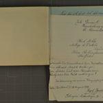 Album mit Widmungen der Inhaftierten aus dem Kriegsgefangenenlager Stobs, item 49